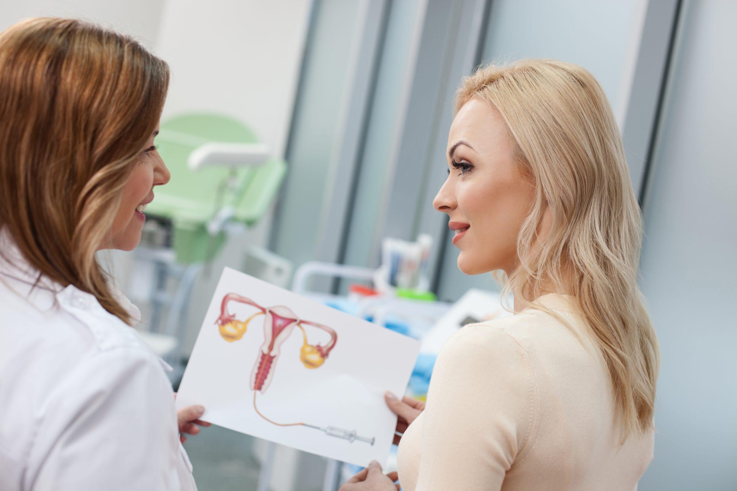 Konsultacja z lekarzem atroficzne zapalenie pochwy